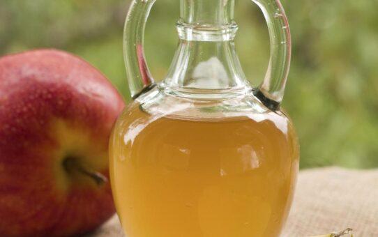 Le vinaigre de cidre pour un visage en porcelaine  542x340 - For a porcelain face, use apple cider vinegar